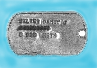 dan walker dog tag